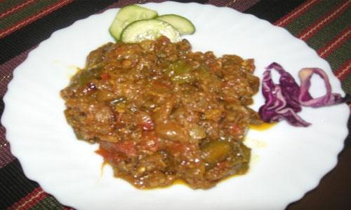 طرز تهیه غذاهای شمالی (خورش شش انداز )