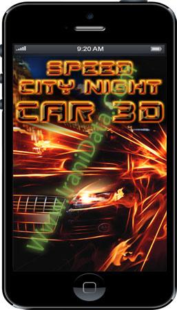 دانلود بازی Speed City Night Car 3D – بازی ماشین سواری در شب برای اندروید