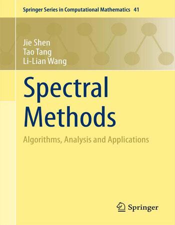 دانلود کتاب روش های طیفی (Spectral Method)