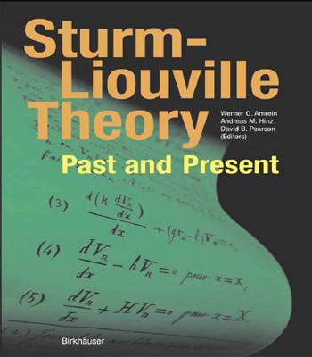 دانلود کتاب قضیه اشتورم-لیوویل (Sturm-Liouville Theory)