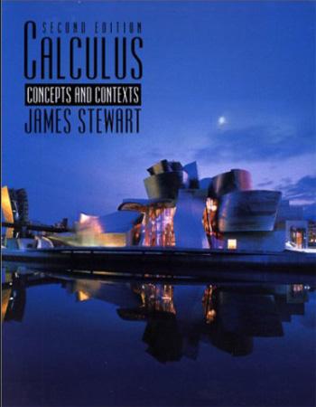 دانلود کتاب حساب دیفرانسیل و انتگرال و هندسه تحلیلی استوارت