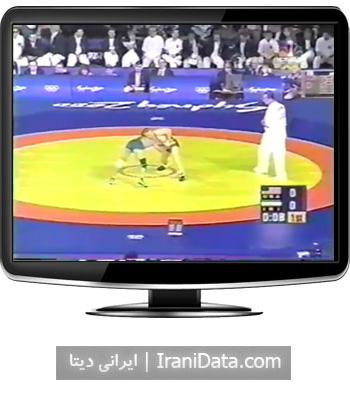 دانلود کشتی دیدنی محمد طلایی و گری کولاک آمریکایی در المپیک 2000 سیدنی