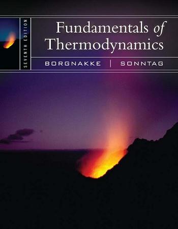 دانلود کتاب ترمودینامیک ون وایلن به همراه حل المسائل آن