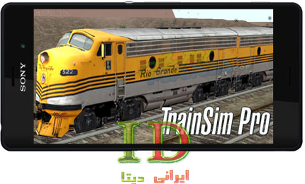 دانلود بازی Train Sim Pro FULL 3.5.2 اندروید – شبیه سازی قطار