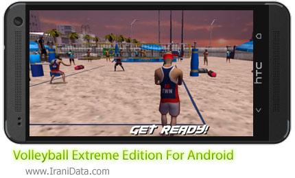 دانلود بازی Volleyball Extreme Edition – بازی والیبال برای اندروید