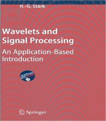 دانلود رایگان کتاب موجک ها و پردازش سیگنال (Wavelets and Signal Processing)