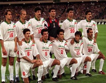 دانلود بازیهای تیم ملی فوتبال ایران در جام جهانی 1998 فرانسه