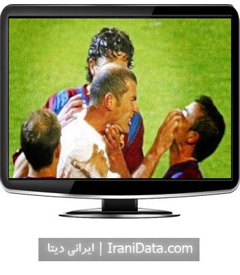 دانلود خطاها و حرکات خشن زین الدین زیدان